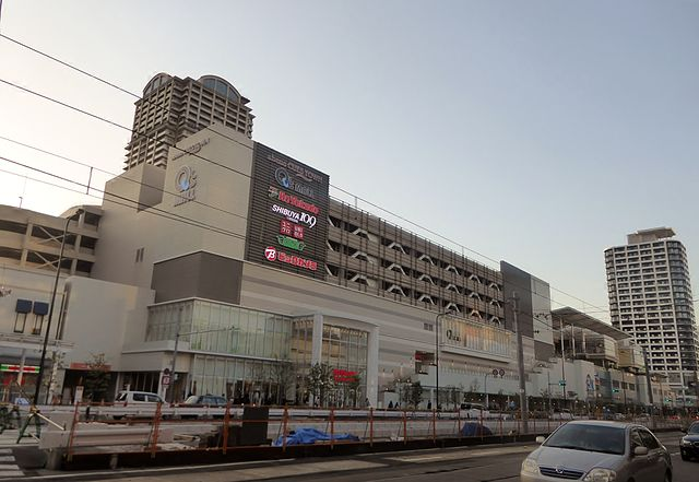 abeno-qs-mall-in-southern-osaka-city