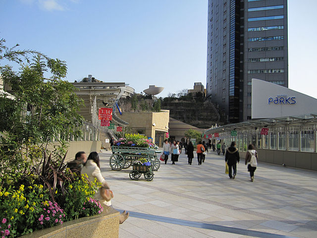 namba-parks-in-southern-osaka-city