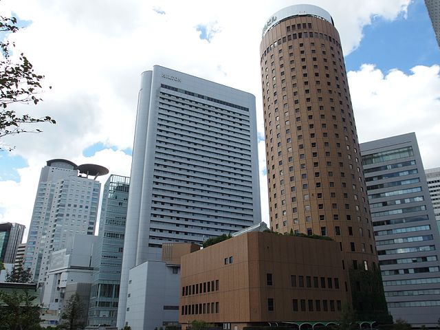 osaka-marubiru-in-umeda-of-northern-osaka-city